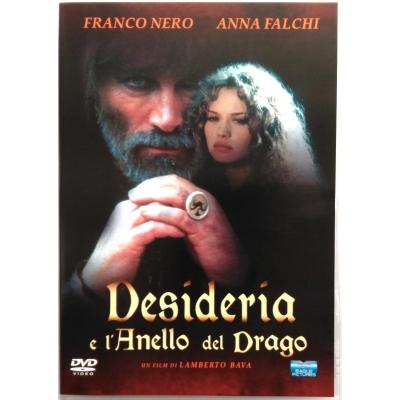 Dvd Desideria e l'Anello del Drago