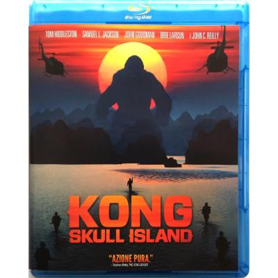 Blu-ray Kong - Skull Island
