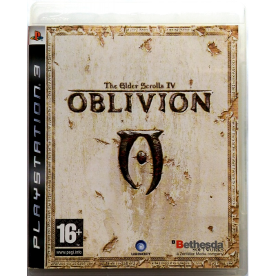 Gioco PS3 Oblivion - The Elder Scrolls IV