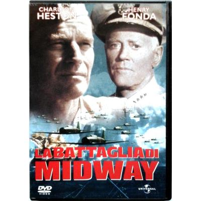 Dvd La Battaglia di Midway