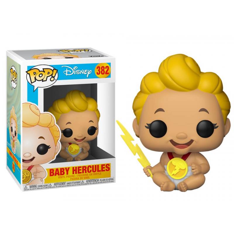 Hercules Baby Hercules Pop Funko