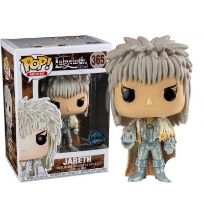Labyrinth Jareth Glitter exclusive Pop! Funko