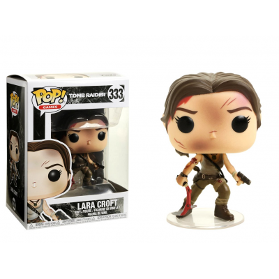 Tomb Raider Lara Croft Pop! Funko 333