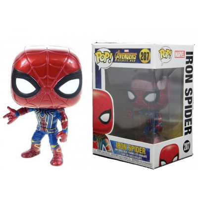 Avengers Infinity War Spider-Man Iron Spider Pop! Funko