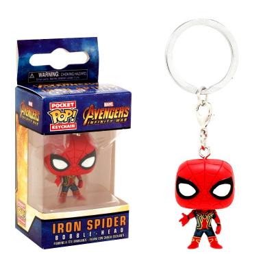 Portachiavi Avengers Infinity War Iron Spider