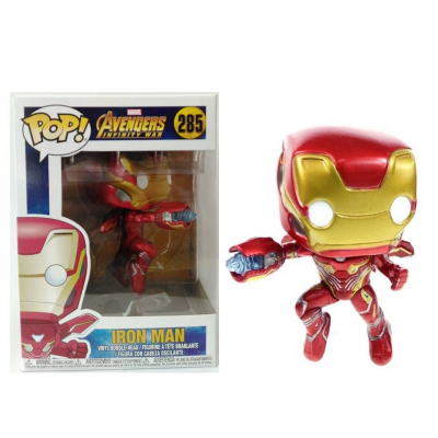 Avengers Infinity War Iron Man Pop! Funko