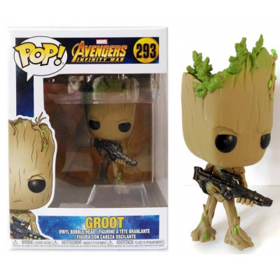 Avengers Infinity War Groot Pop! Funko
