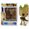 Avengers Infinity War Groot Pop! Funko Vinyl Figure Marvel bobble-head n° 293