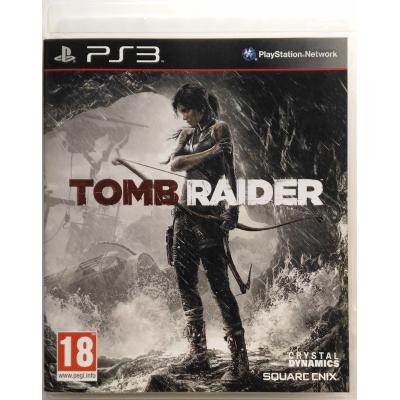 Gioco PS3 Tomb Raider