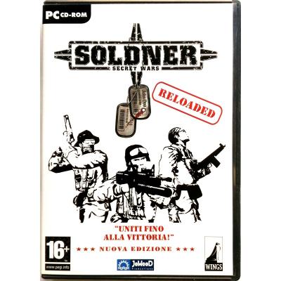 Gioco Pc Soldner Secret Wars Reloaded