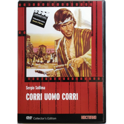 Dvd Corri uomo corri - collector's edition