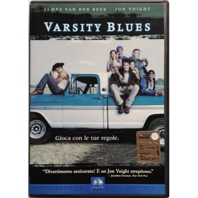 Dvd Varsity Blues con James Van Der Beek 1999 Usato