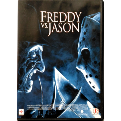 Dvd Freddy Vs. Jason