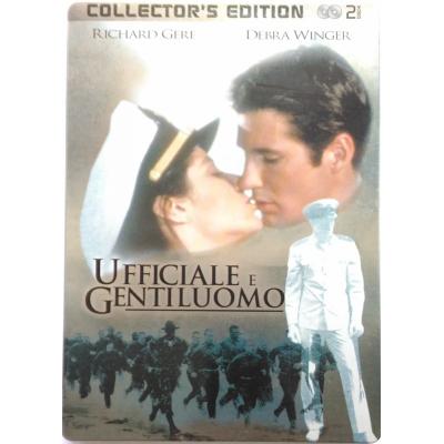 Dvd Ufficiale e gentiluomo - Collector's edition Steelbook 2 dischi