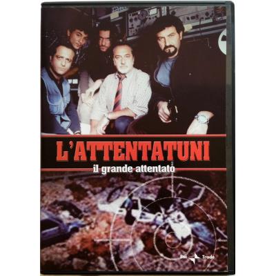 Dvd L'Attentatuni - Il grande attentato