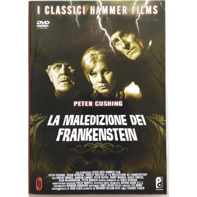 Dvd La maledizione dei Frankenstein