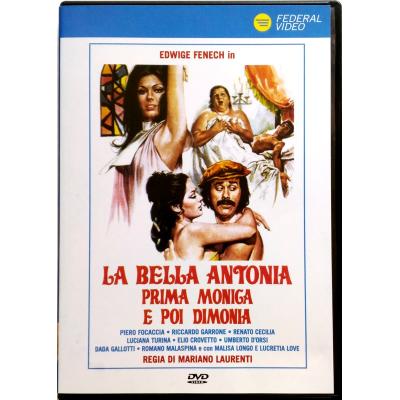 Dvd La Bella Antonia prima Monica e poi Dimonia