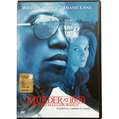 Dvd Murder at 1600