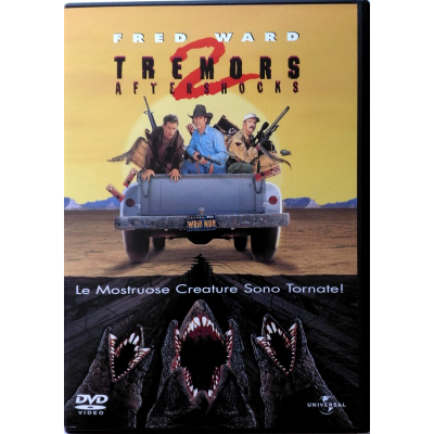 Dvd Tremors 2 - Aftershocks