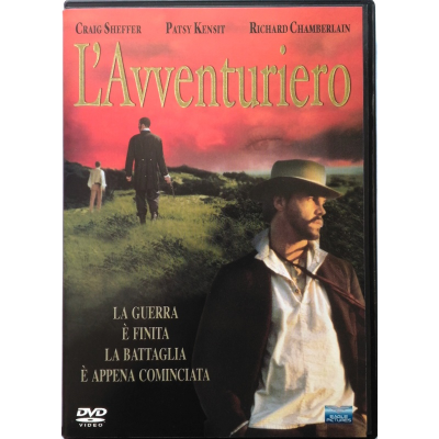 Dvd L'Avventuriero - The Pavillon