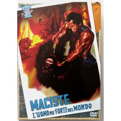 Dvd Maciste, l'uomo più forte del mondo