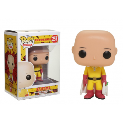 One Punch Man Saitama Pop! Funko