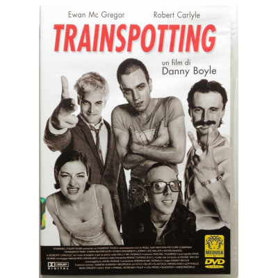 Dvd Trainspotting