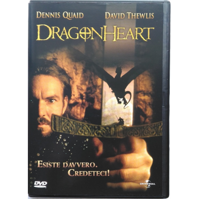Dvd Dragonheart