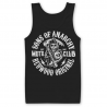 Sons of Anarchy SOA Redwood original Moto Club Tank Top Uomo Hybris