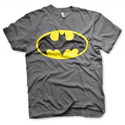 T-shirt Batman Signal Logo maglia Uomo Hybris