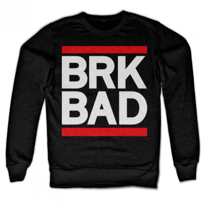 Felpa Breaking Bad - BRK BAD Sweatshirt
