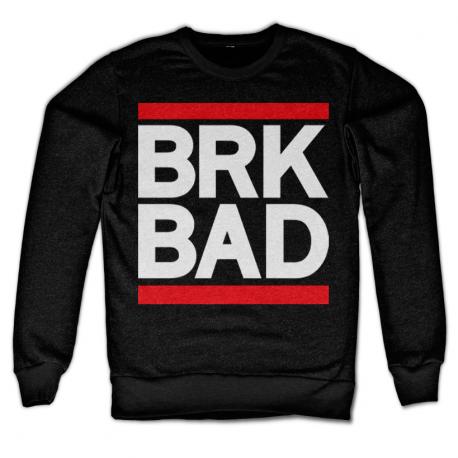 Felpa Breaking Bad - BRK BAD Sweatshirt