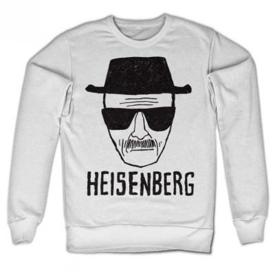Felpa Breaking Bad - Heisenberg Sketch Sweatshirt