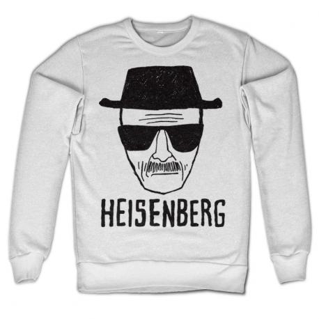 Felpa Breaking Bad - Heisenberg Sketch Sweatshirt