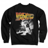Back To The Future Poster Sweatshirt man Hybris