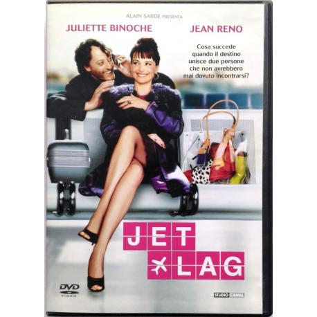 Dvd Jet Lag