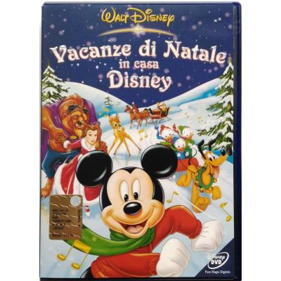 Dvd Vacanze di Natale in casa Disney