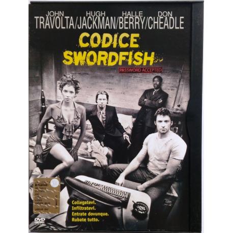 Dvd Codice Swordfish - ed. Snapper