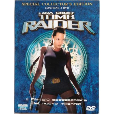 Dvd Lara Croft: Tomb Raider