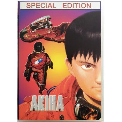 Dvd Akira - Special Edition 2 dischi versione integrale