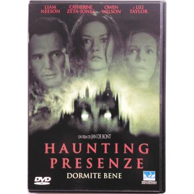 Dvd Haunting - Presenze di Jan de Bont 1999 Usato
