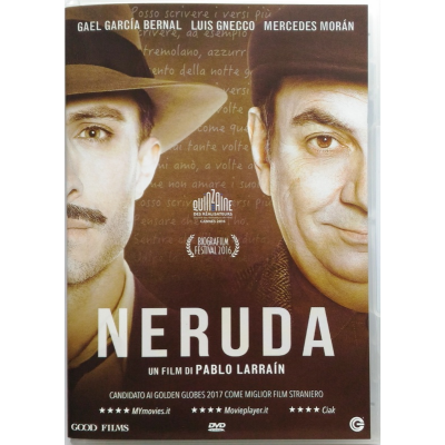 Dvd Neruda