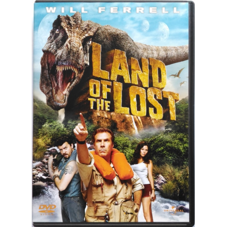 Dvd Land of the lost