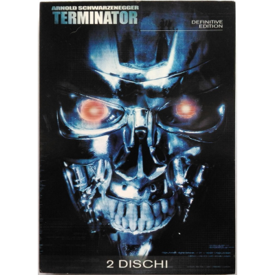 Dvd Terminator - Definitive edition 2 dischi