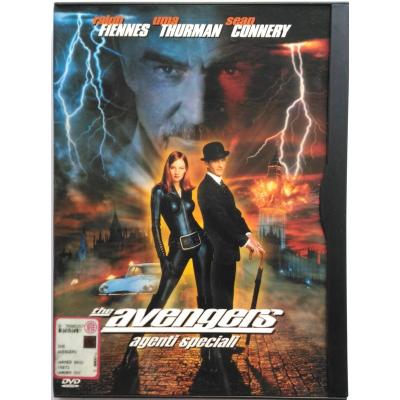 Dvd The Avengers - Agenti Speciali - Edizione Snapper