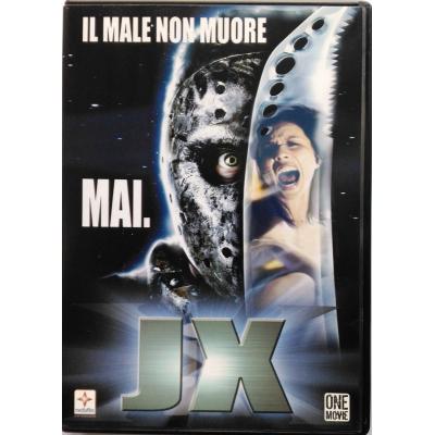 Dvd JX - Jason X