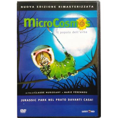 Dvd Microcosmos - Il popolo dell'erba