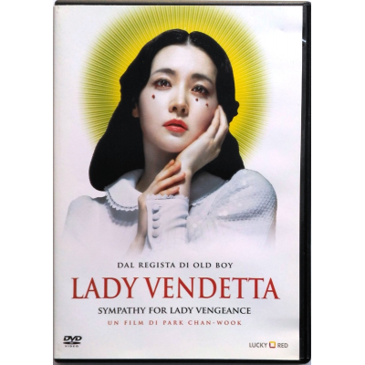 Dvd Lady Vendetta