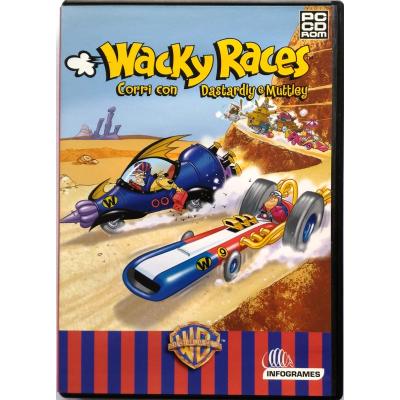 Gioco Pc Wacky Races - Corri con Dastardly e Muttley