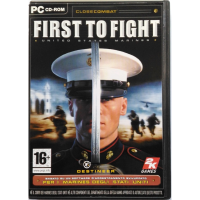 Gioco Pc Close Combat First to Fight - United States Marines